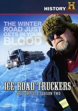 Ice Road Truckers: The Complete Season Two [4 Discs] (2008, DVD NEUF)4 DISC SET