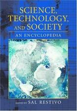 Science, Technology, and Society: An Encyclopedia-ExLibrary