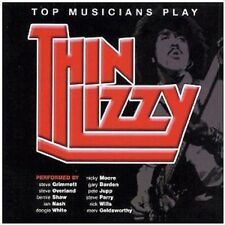 Thin Lizzy Tribute CD NEW SEALED Steve Grimmett/Steve Overland/Doogie White...