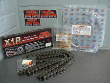 HONDA HORNET 600 CHAIN AND SPROCKET KIT 98-06 HEAVY DUTY X-RING