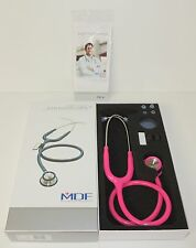 MDF 777 Adult MDF32 MD One ThinkPink Fuschia Stethoscope - BRAND NEW IN BOX!