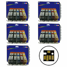 Any 25 Inks for Canon MG5150 MG5250 MG5350 MG6150 iP4850 iX6550 non-OEM 525/6