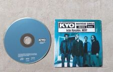 "CD AUDIO MUSIQUE / KYO ""DERNIÈRE DANSE"" CD SINGLE 2T CARDBOARD SLEEVE"