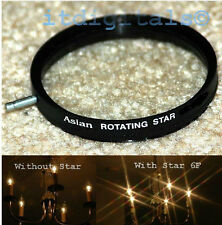 58mm Rotating Star 6F Lens Filter Six Point Flares Stars Special Light Effects