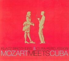 Klazz Brothers & Cuba Percussion Mozart Meets Cuba CD