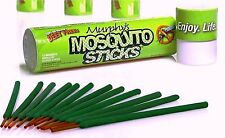 Mosquito Sticks Candles Mosquito Free Outdoor Living Bug Free Burn Fragrant Dine