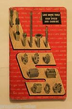 1944 CATALOG by Lake Shore Tools of Chicago ~ Vintage