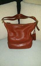 Coach Handbag Cognac