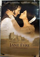 "Jane Eyre - 27""x40"" 2 Sided ORIGINAL Movie Poster - Charlotte Gainesbourgh"