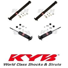 4 of KYB Gas Shock Absorbers Chevy El Camino Front & Rear
