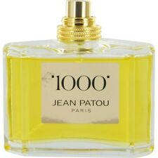 Jean Patou 1000 by Jean Patou EDT Spray 2.5 oz Tester