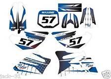 NG racing YAMAHA YZ85 YZ 85 Motocross Graphic Kit 2002 - 2012