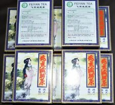 Auth 10 Fei yan Feiyan Tes Slimming Weight Lost Ekong Version II 3g/ teabag