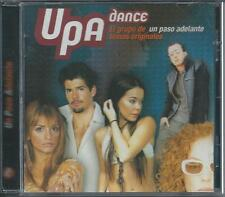 UPA DANCE CD Album 12TR Spanish Europop 2002