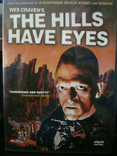 The Hills Have Eyes (DVD, 2006, Single Disc Version) WORLD SHIP AVAIL