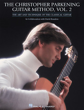 """""""THE CHRISTOPHER PARKENING GUITAR METHOD"""" VOL. 2 MUSIC BOOK-BRAND NEW ON SALE!!"""