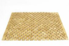 BAMBOO MAT STYLISH DESIGN FOR HOME BATH  MAT