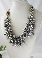 NEW Custom Jewelry Isadora Pearl Over Acrylic pearls Necklace USA fast shipping