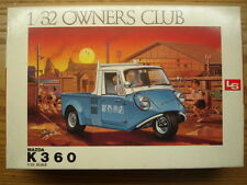 "LS 1:32 Scale ""Owners Club"" '58 Mazda K360 Model Kit-New & Rare-Kit No 02091"