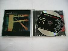 MY VITRIOL - FINELINES - CD EXCELLENT CONDITION JEWELCASE 2001 - 16 TRACKS