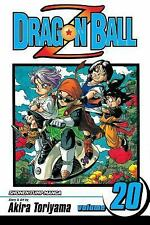 Dragon Ball Z, Volume 20 (Dragon Ball Z (Graphic Novels))-ExLibrary
