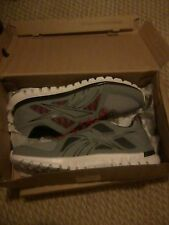 Brand new Reebok Sublite Escape MT Running Shoe, size 7.5 Gray/Red/White