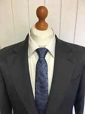 "Mens ELEGANT VIVIENNE WESTWOOD ""MAN"" WOOL SUIT In GREY 42R *EX-CON*"