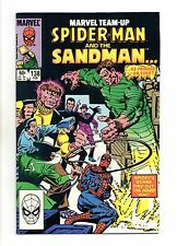 Marvel Team-Up Vol 1 No 138 Feb 1984 (VFN+) Spider-Man & Sandman
