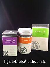 LeVel THRIVE Women's Kit - Green DFT, Shake, & Vitamins - New & Free Shipping!!