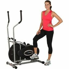 Elliptical Exercise Machine Indoor Fitness Trainer Workout Gym Equipment Display