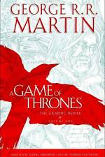 GAME OF THRONES VOL #1 HARDCOVER GRAPHIC NOVEL George R R Martin #1-6 HC HBO TV