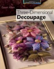 Three-Dimensional Papercraft (A Passion for Paper)-ExLibrary
