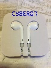 ORIGINAL GENUINE APPLE EARPODS EARBUDS HEADPHONES From iPod Touch 5th & 6th Gen