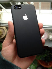 apple iphone 6 / 6s (4.7) black matte back cover case