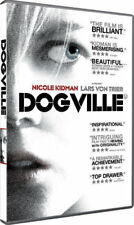 DOGVILLE NICOLE KIDMAN LAUREN BACALL PAUL BETTANY JAMES CAAN ICON UK RG2 DVD NEW