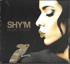 "COFFRET DIGIPACK CD + DVD--SHY'M--SHY'M ""DELUXE EDITION""--2012"