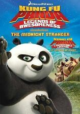 Kung Fu Panda: Legends of Awesomeness - The Midnight Stranger (DVD, 2014)