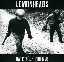 Hate Your Friends (Deluxe Edition) - Lemonheads (2013, CD NEUF)