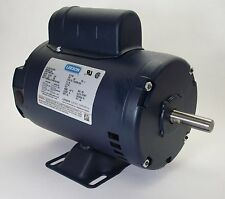 1.5 hp 1725 RPM 56H 115/208-230 Volts Open Drip Leeson Electric Mtr E110005