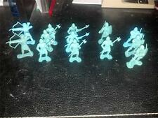 Dragonriders of Styx - 13 Man at Arms Figures - Dimensions for Children (1981)