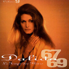 Le Temps des Fleurs [Barclay] by Dalida (France) (CD, Mar-1996,...