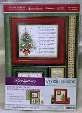 HUNKYDORY Stylish Season Christmas Card Topper Kit How Lovely Are Your Branches