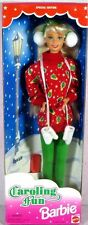 BARBIE, CAROLING FUN, 1995, MATTEL 14762