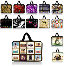 """10"""" Colorful Laptop Tablet Carry Bag Case For ASUS Transformer Book T100/T100TA"""