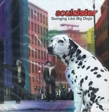 Soulsister - Swinging Like Big Dogs - CD Album Neu - Let the night take over