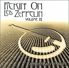 FREE US SH (int'l sh=$0-$3) NEW CD Pickin' on Led Zeppelin: Vol. 2-Pickin' on Le