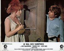 SHARON TATE LE BAL DES VAMPIRES 1967 ROMAN POLANSKI VINTAGE PHOTO LOBBY CARD N°2