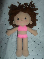 "Dressy Daisy Playskool Hasbro Doll 14"" Plush Soft Toy Stuffed Animal"