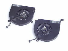 "Apple MacBook Pro 15"" A1286 Left And Right Cooling Fans 2008 2009 2010 2011"