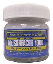Mr. Hobby Mr. Surfacer 1000 Bottle 40ml SF284 SF-284 Model Kit Putty/Primer